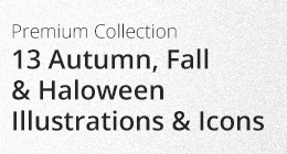 Halloween & Autumn Fall Seasonal
