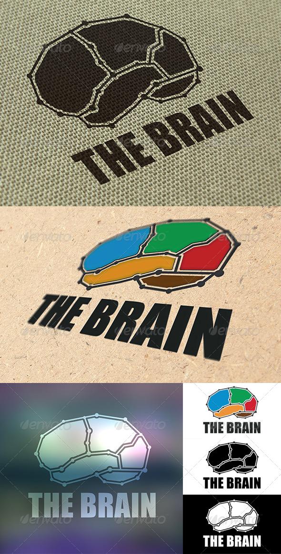 The Brain Logo