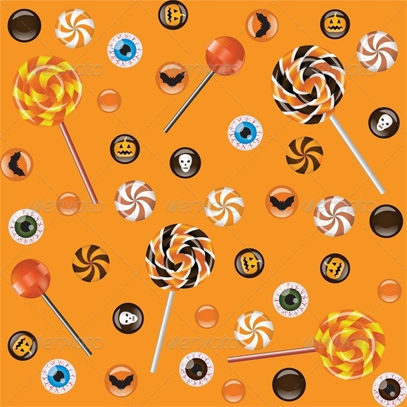 GraphicRiver Halloween Sweets 5629306