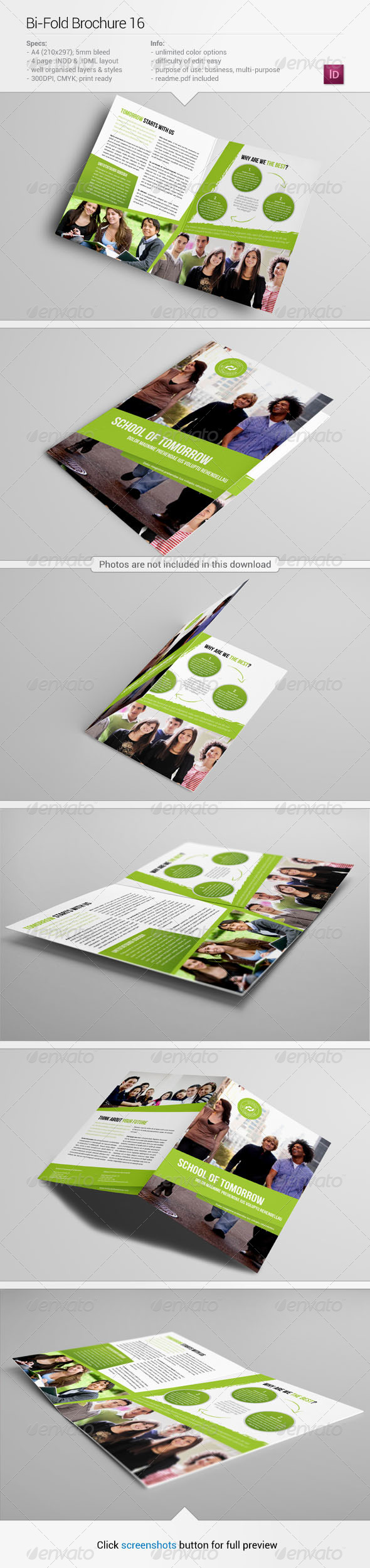 Bi-Fold Brochure 16