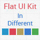 Flat 5 User Interface - GraphicRiver Item for Sale