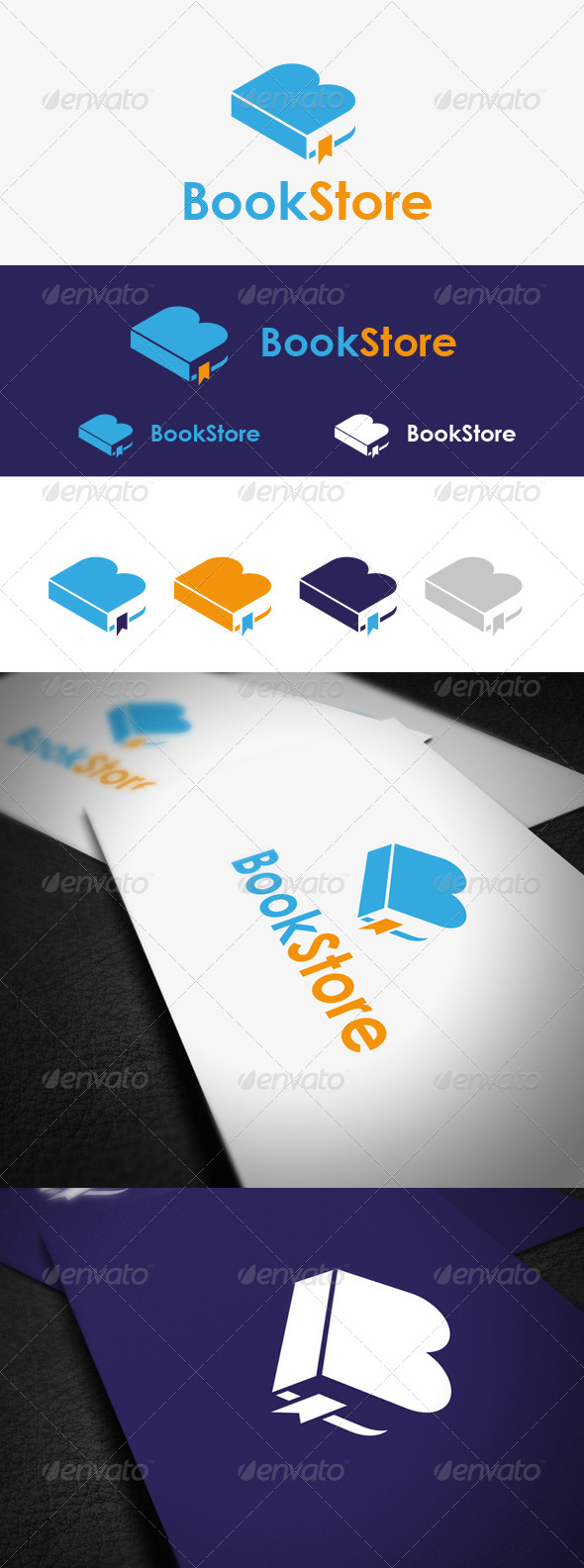 GraphicRiver Book Store 5632321