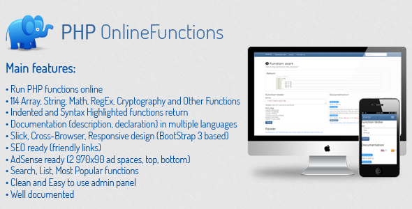 CodeCanyon PHPOF Online PHP Functions 5632476
