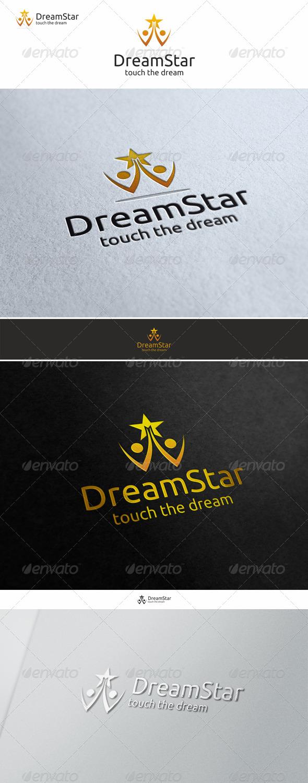 GraphicRiver Dream Star Successful People 5632717