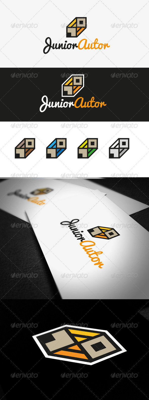 GraphicRiver Junior Autor 5633345