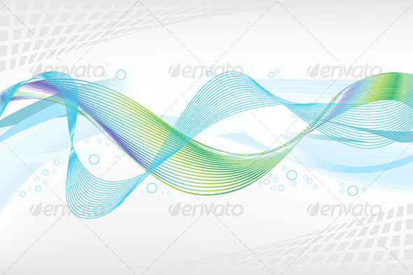 GraphicRiver Abstract Vector Background 5633757