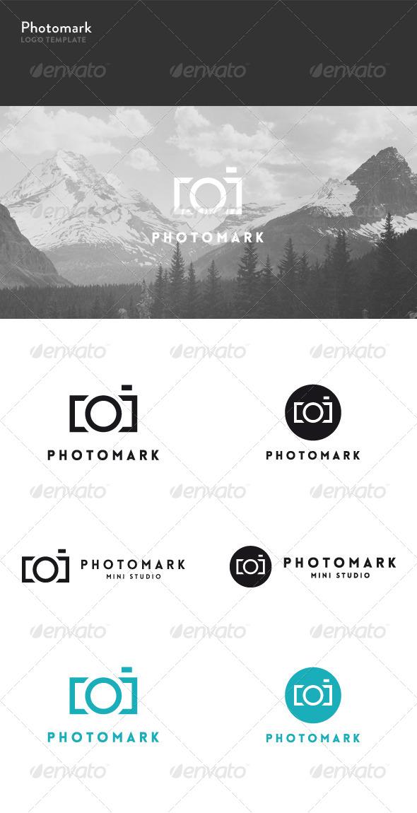 GraphicRiver Photo Mark Logo Template 5633783