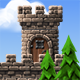 Castle Platform Game Tiles & Sprites - GraphicRiver Item for Sale