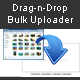 Drag-n-Drop Bulk Image Uploader