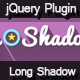 Long Shadow jQuery Plugin