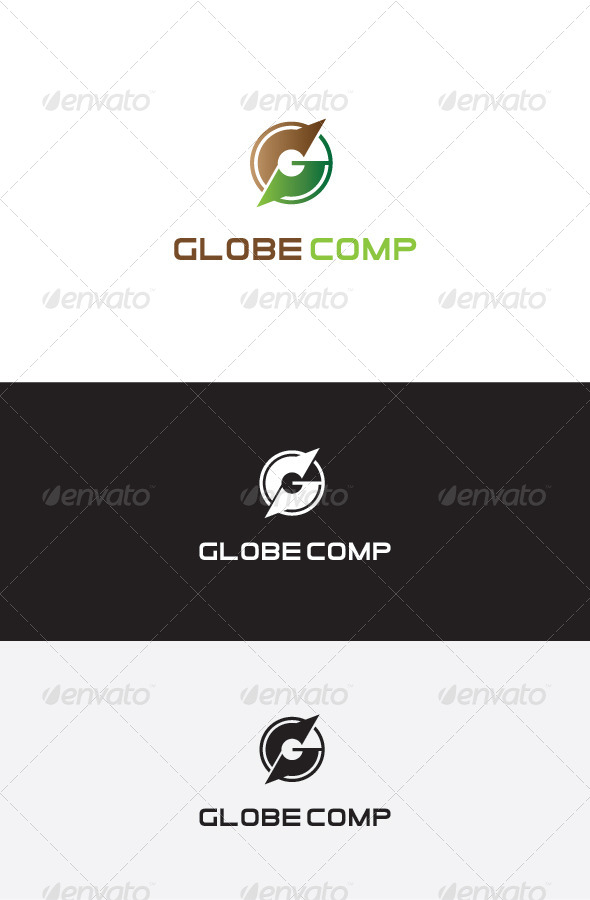 GraphicRiver G Letter Logo Design 5634477