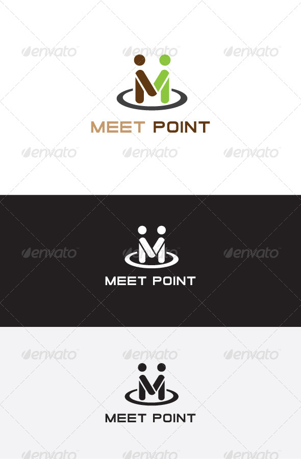 GraphicRiver M Letter Logo Design 5634609