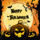 Halloween Pumpkins Card - GraphicRiver Item for Sale