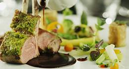 Luxury Restaurant Footage