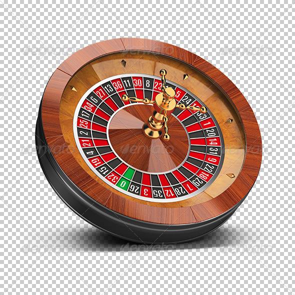 GraphicRiver Roulette 5636966