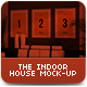 The Indoor House Mock-Up - GraphicRiver Item for Sale