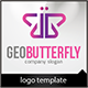 Geo Butterfly - GraphicRiver Item for Sale