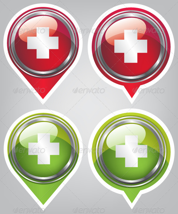 GraphicRiver First Aid Icon 5638526
