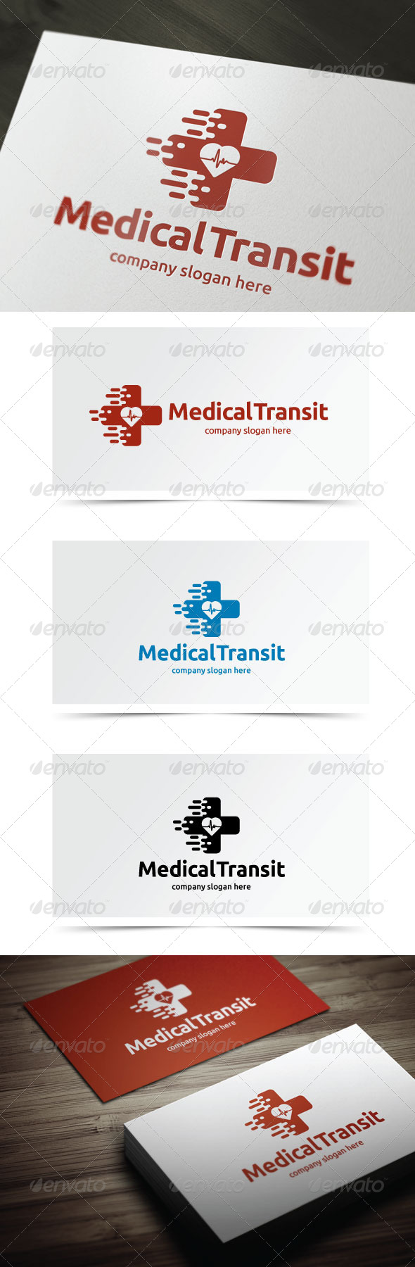 GraphicRiver Medical Transit 5638850