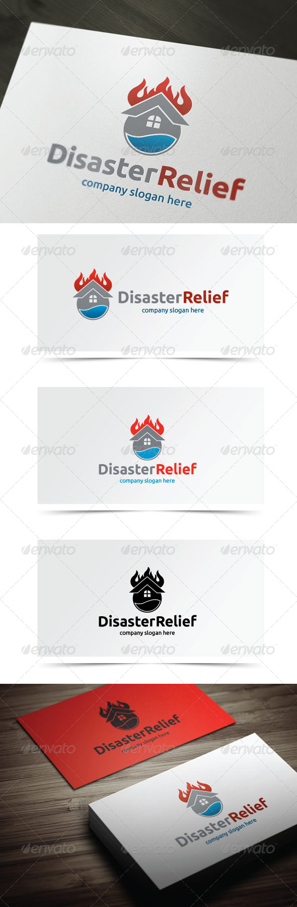 GraphicRiver Distater Relief 5638909