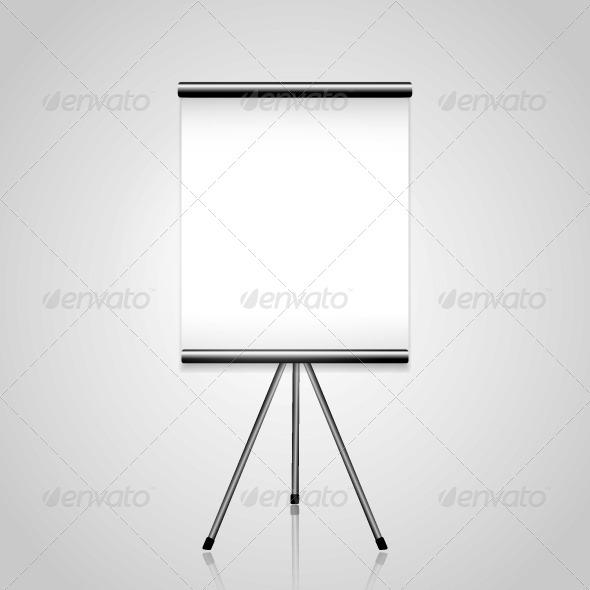 GraphicRiver Flipchart 5638952