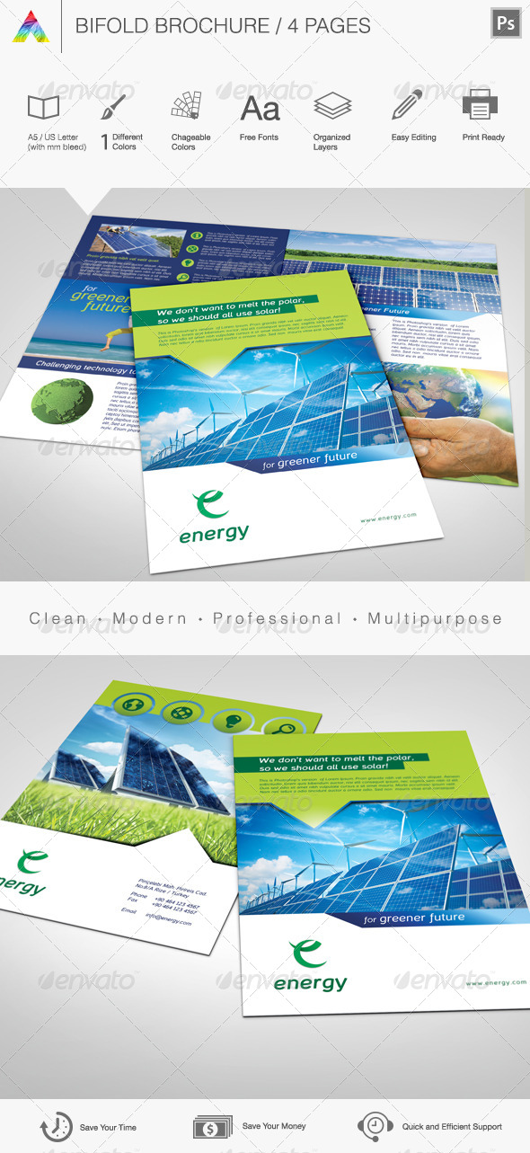 Multipurpose Brochure I
