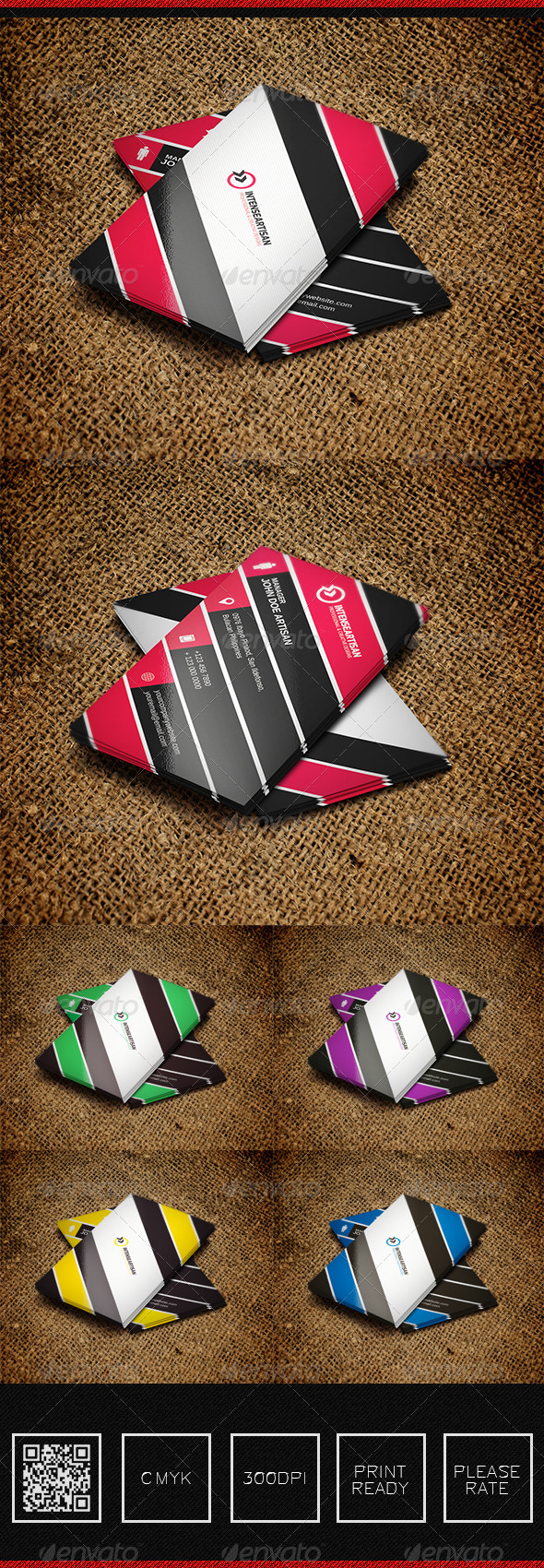Creative Business Card Vol37