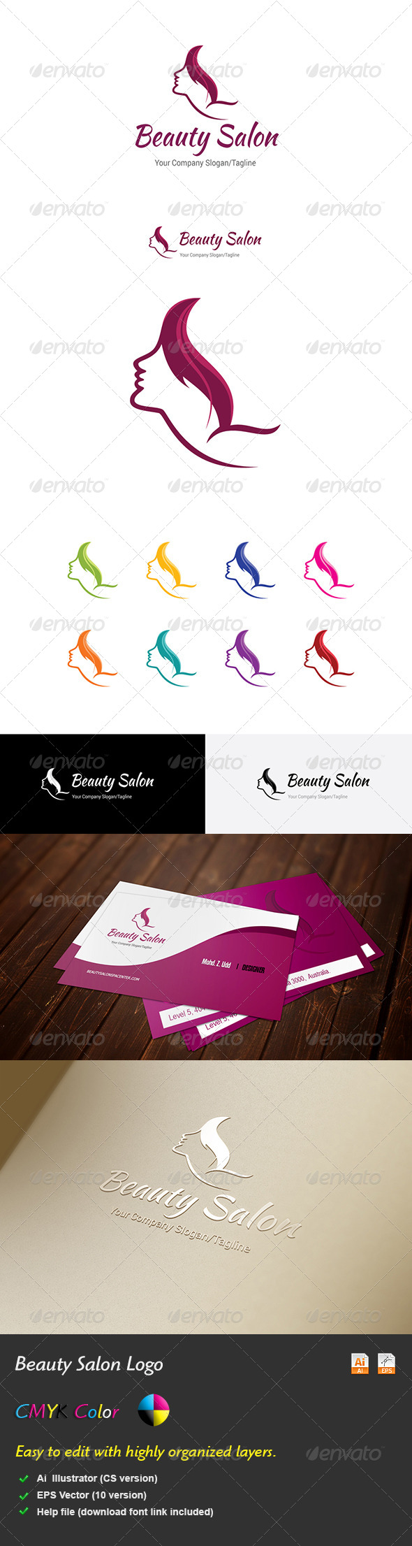 GraphicRiver Beauty Salon 5633854