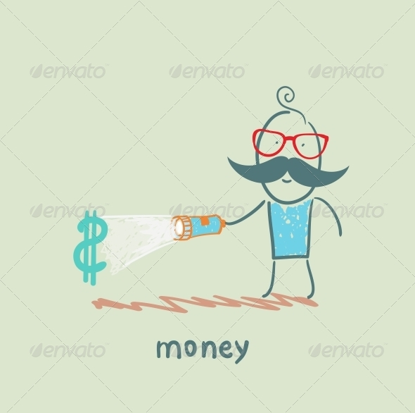 GraphicRiver Money 5641947