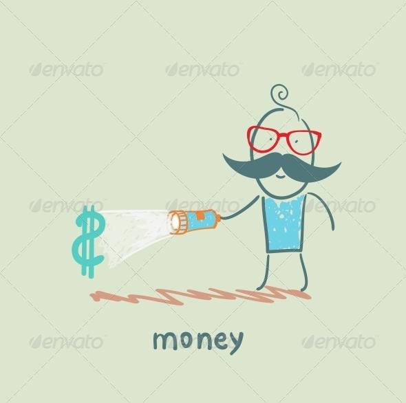 GraphicRiver Money 5641947
