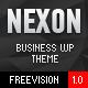 NEXON - Business WordPress Tema - Perniagaan Korporat
