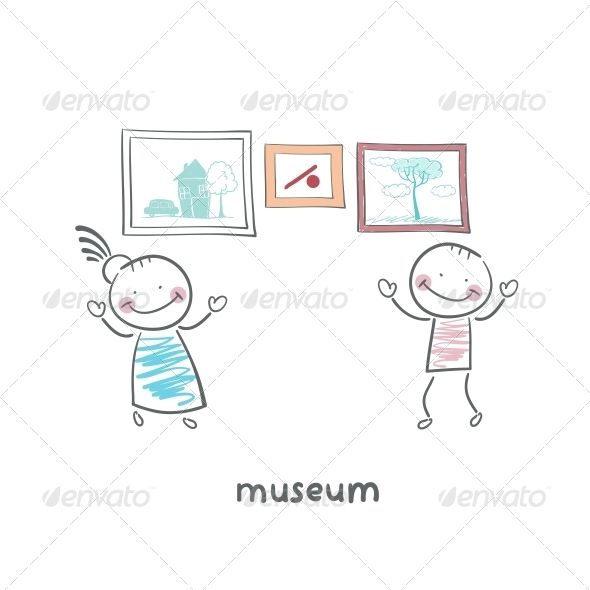 GraphicRiver The Art Gallery 5641997