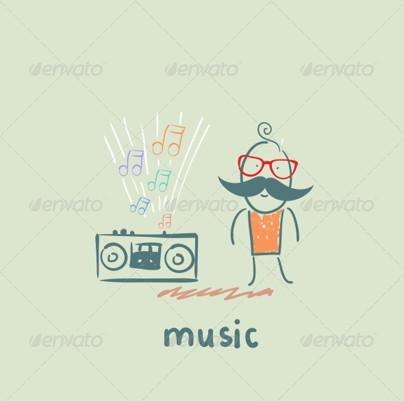 GraphicRiver Music 5642019