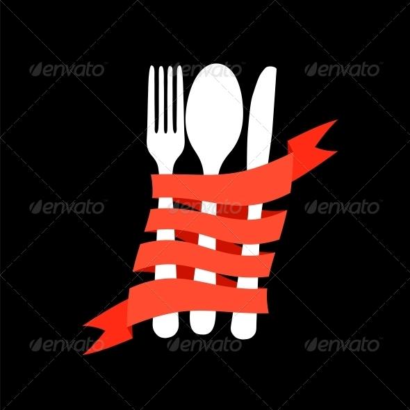 Restaurant Menu Template in Retro Style Vector