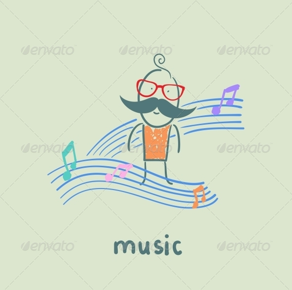 GraphicRiver Music 5642037