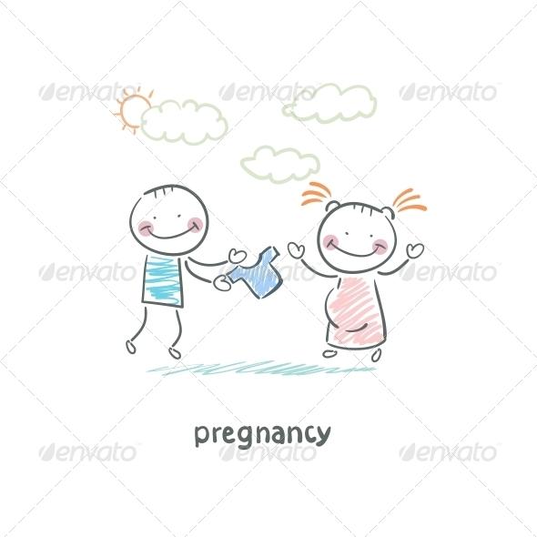 GraphicRiver Pregnancy 5642238