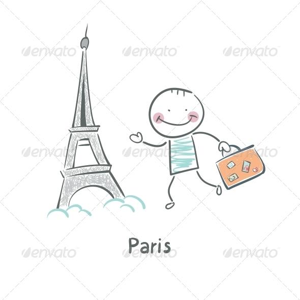GraphicRiver Paris 5642272