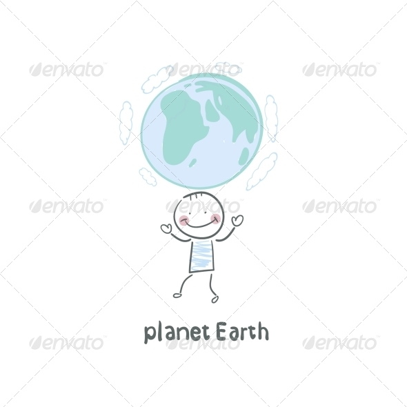 GraphicRiver Planet Earth 5642352
