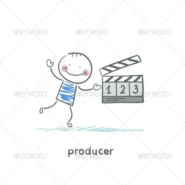 GraphicRiver Producer 5642506