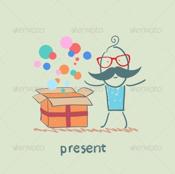 GraphicRiver Present 5642529
