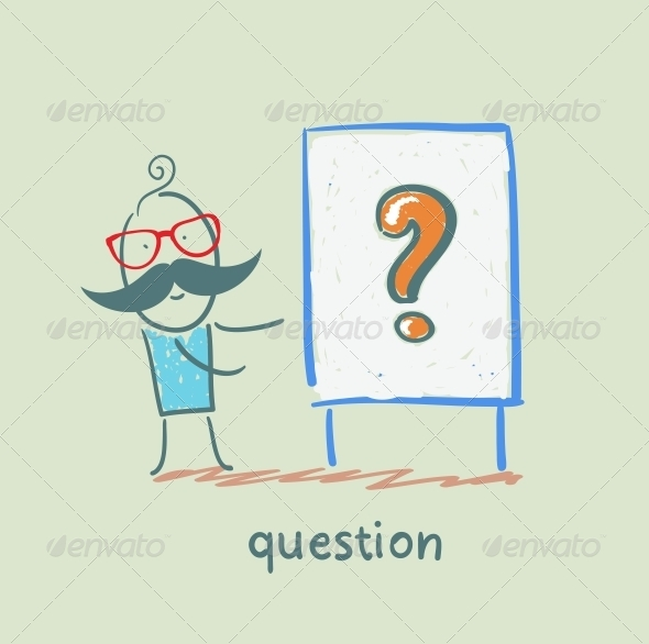 GraphicRiver Question Board 5642598