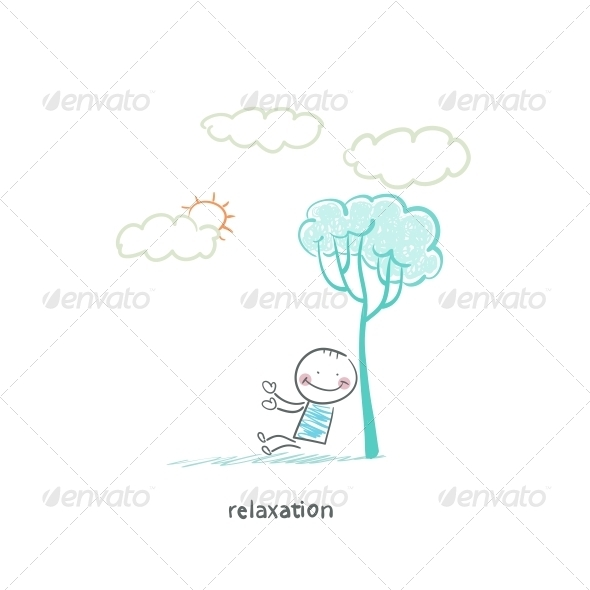 GraphicRiver Relaxation 5642599