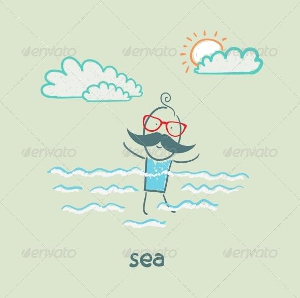 GraphicRiver Sea 5642628