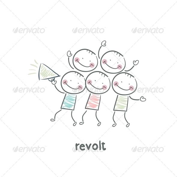 GraphicRiver Revolt 5642644