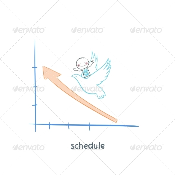 GraphicRiver Schedule Illustrations 5642657