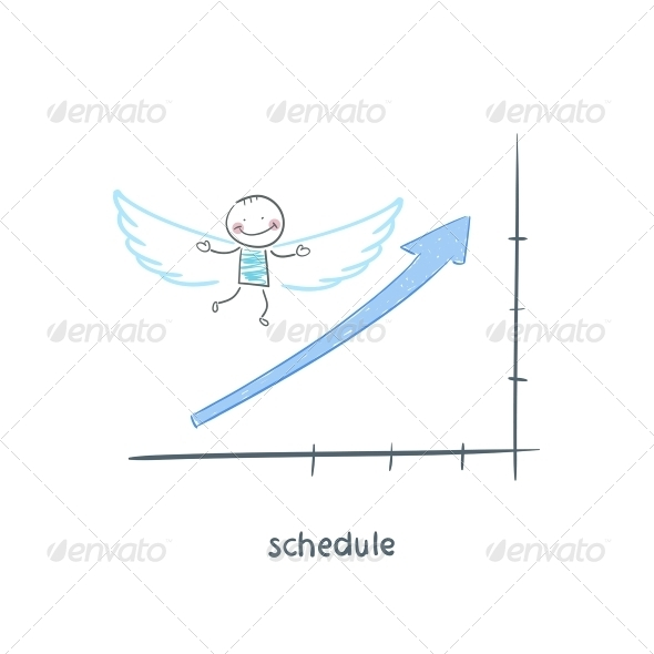 GraphicRiver Schedule Illustrations 5642679