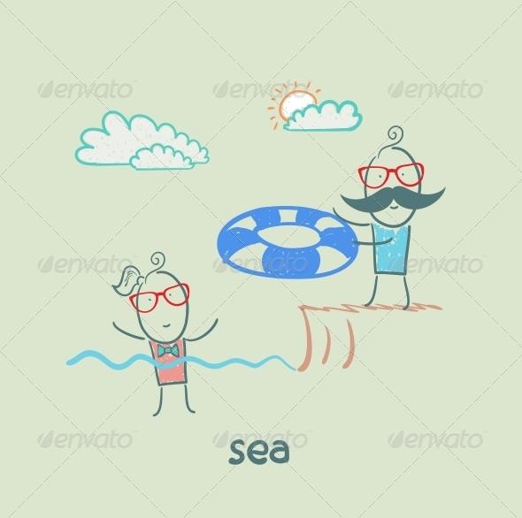 GraphicRiver Sea 5642687