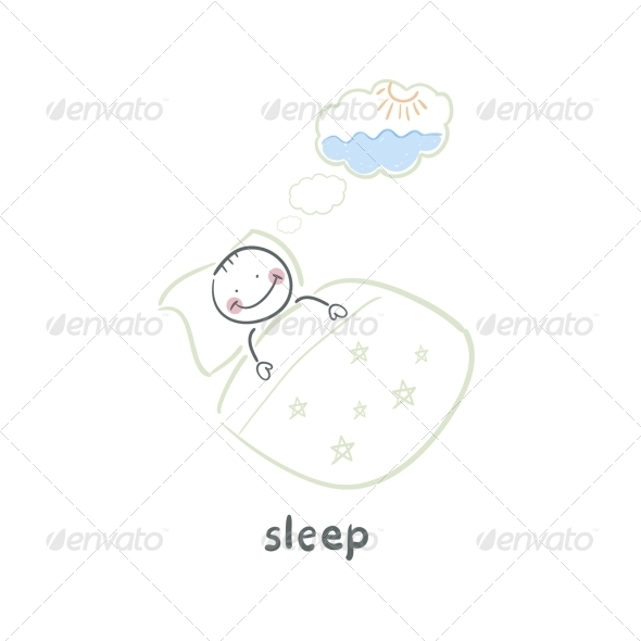 GraphicRiver Sleep 5642716