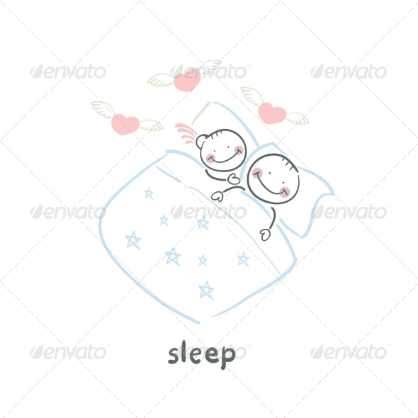 GraphicRiver Sleep 5642719