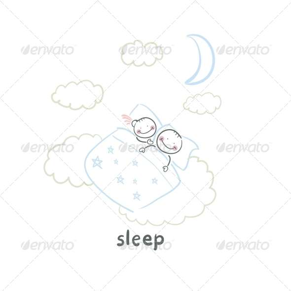 GraphicRiver Sleep 5642724